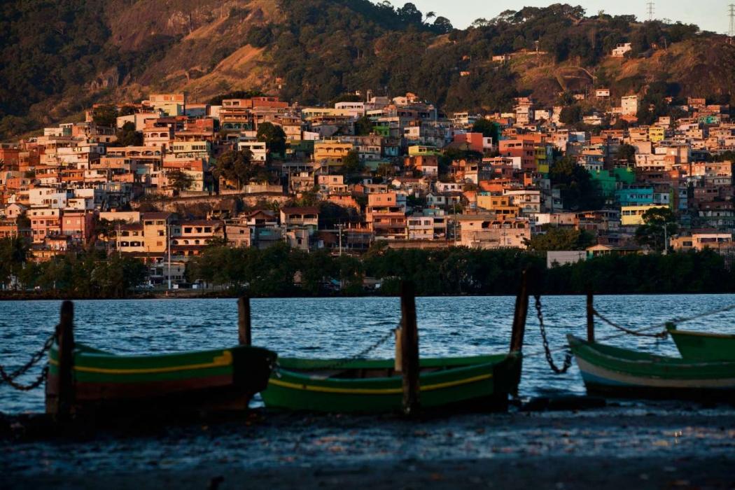 Morro do Alagoano em Vitória. Crédito: Vitor Jubini