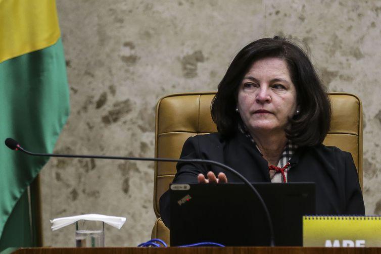 Raquel Dodge, procuradora-geral da República. Crédito: José Cruz/Agência Brasil