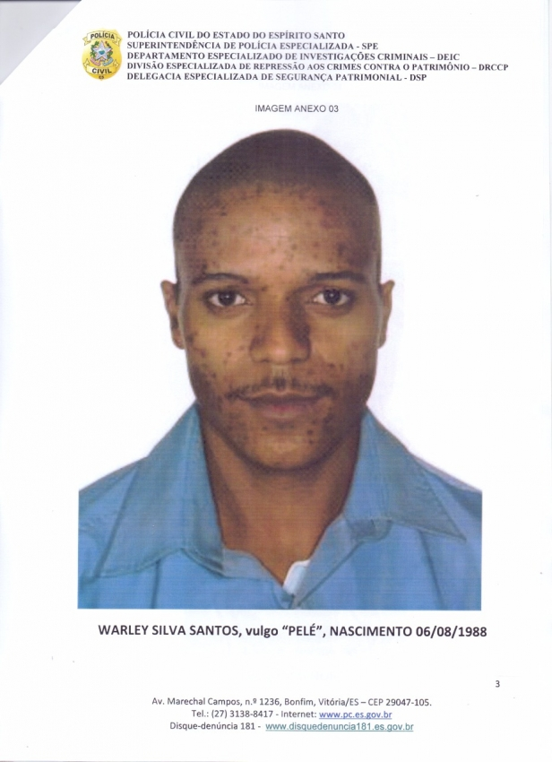 Preso um dos autores de assassinato contra advogado em Vila Velha ... 6167a8f0405be