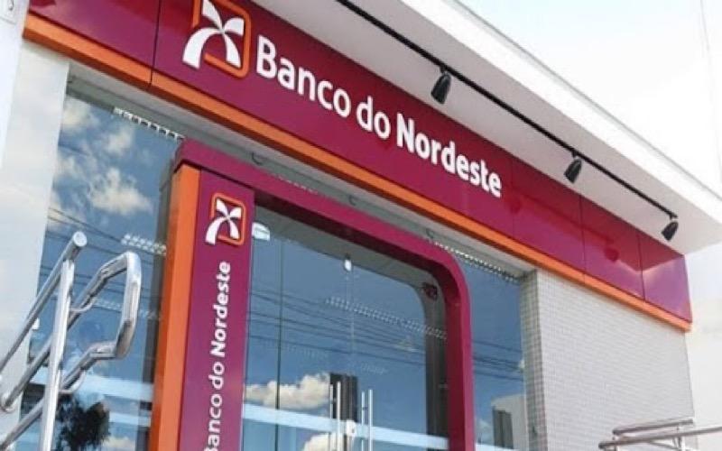 Agência do Banco do Nordeste. Crédito: Divulgação / Banco do Nordeste