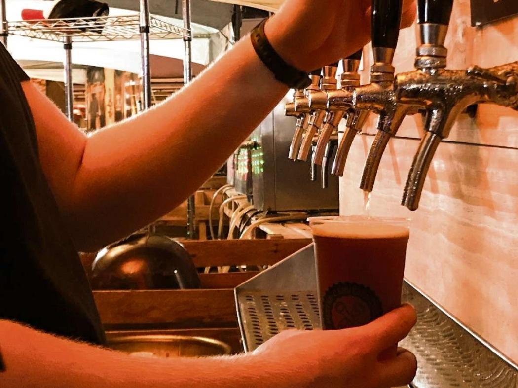 Nove cervejarias participam de festival em Vila Velha . Crédito: Divulgação