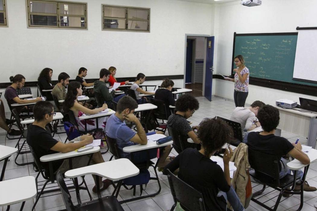 Um dos programas é o Nossa Bolsa, com vagas para mestrado . Crédito: Divulgação/Unila