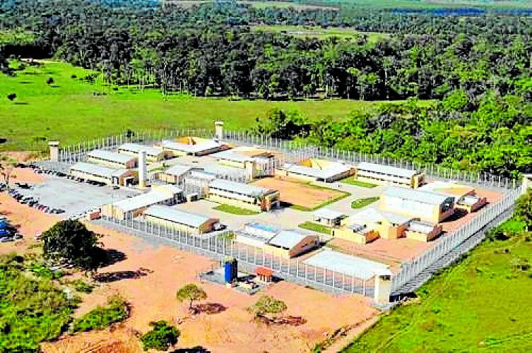 Complexo Uninorte, em Linhares: risco no local foi denunciado por A GAZETA. Crédito: A Gazeta