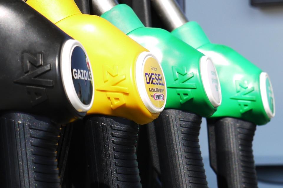Diesel - gasolina - preço - combustível. Crédito: Reprodução/Pixabay