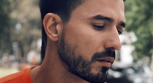 Aprenda a cuidar da sua barba . Crédito: Reprodução/ Instagram @lucasgil.mbt