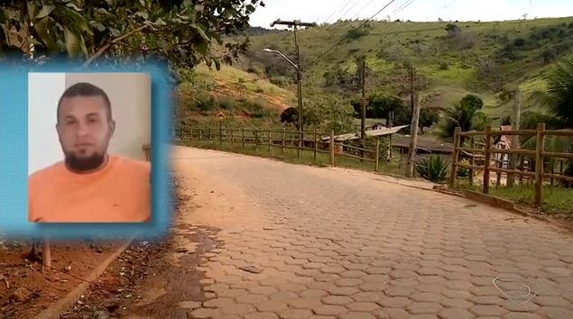 Julio Laurindo foi assassinado com nove tiros em Colatina. Crédito: Reprodução/TV Gazeta