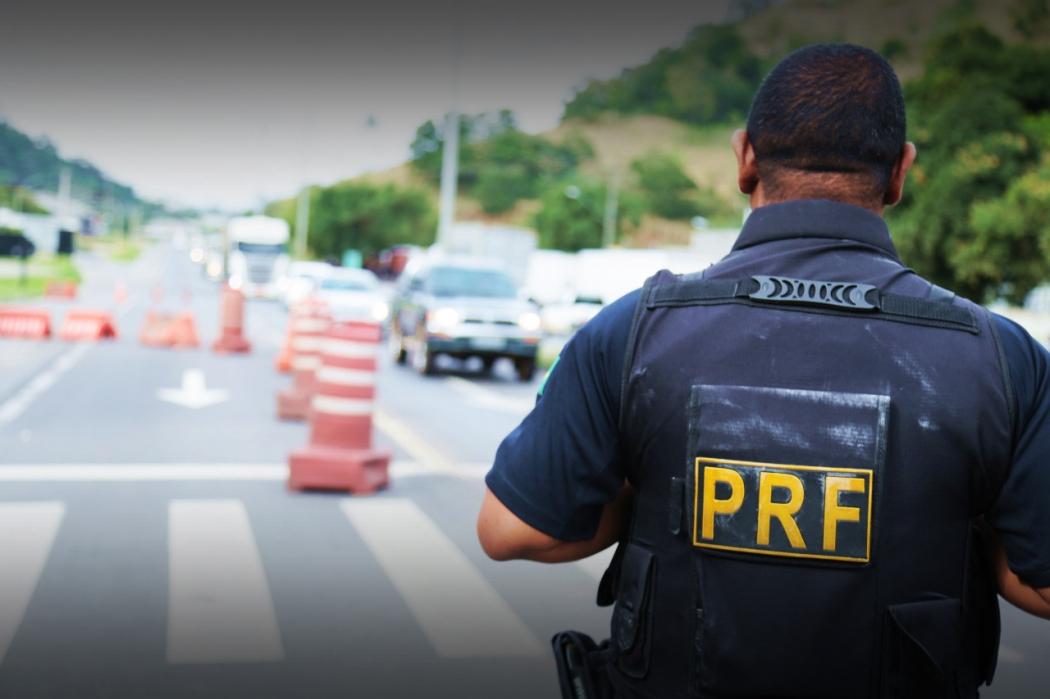 Polícia Rodoviária Federal (PRF). Crédito: Divulgação | PRF
