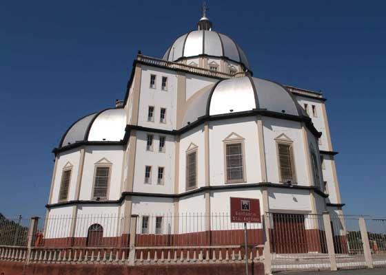 Basílica de Santo Antônio. Crédito: Gildo Loyola/Arquivo AG