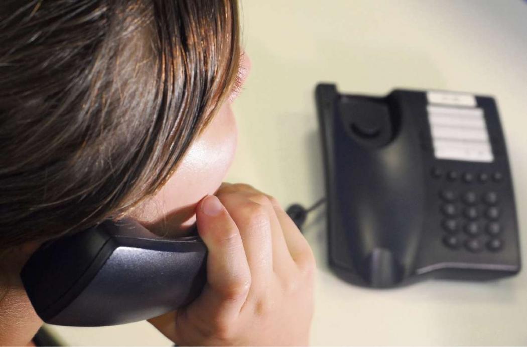 O site Não me Perturbe já tem cerca de 1,5 milhão de pedidos de bloqueio de ligações indesejadas de serviços de telecomunicações. Crédito: Gabriel Lordêllo