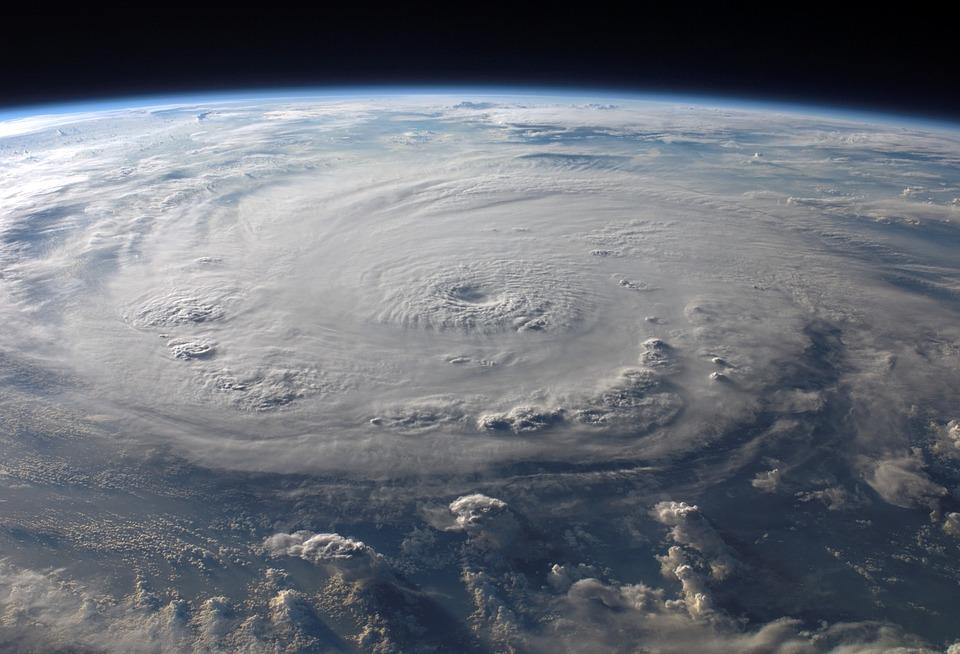 Florence tem potencial para provocar grandes inundações em diversas áreas da costa leste já alagadas pelas fortes chuvas, e pode ser a tempestade mais violenta a atingir a região em várias décadas. Crédito: Reprodução/Pixabay