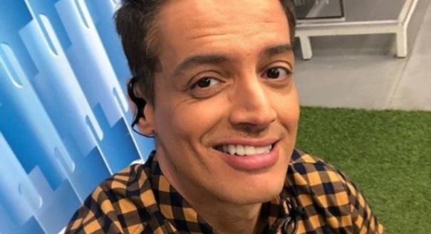Leo Dias vai se internar para tratar vício em cocaína