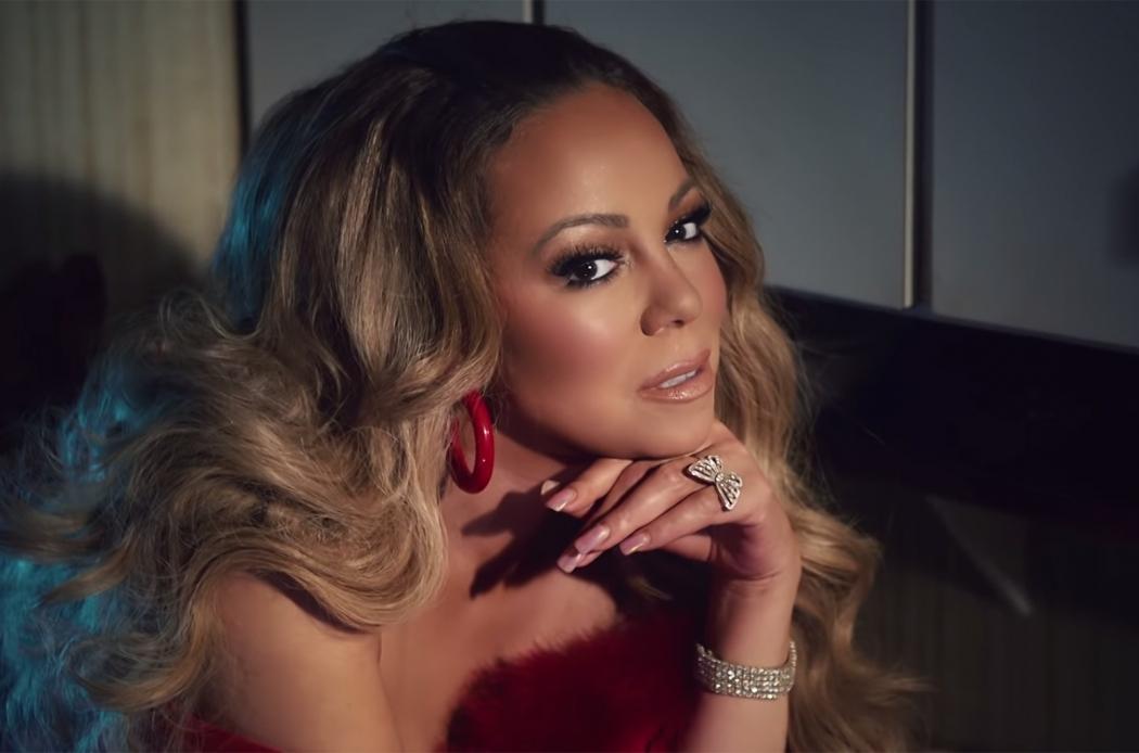 Mariah Carey no clipe de GTFO. Crédito: Reprodução/Youtube