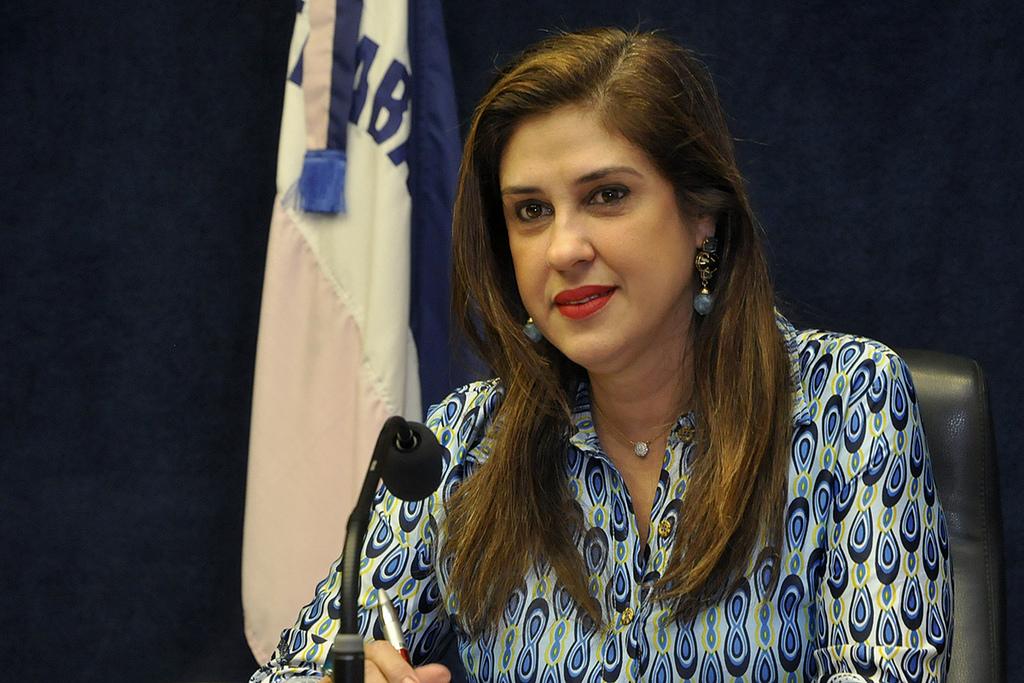 Deputada estadual Raquel Lessa. Crédito: Reinaldo Carvalho/Ales