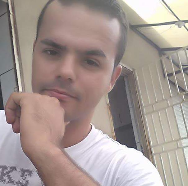 Poebla Gomes de Oliveira está desaparecido. Crédito: Arquivo pessoal
