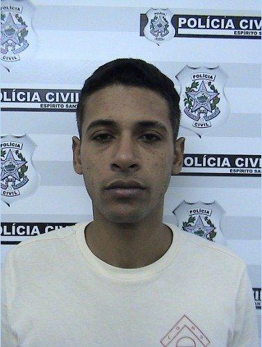 Gláucio Nunes da Silva, o Miguel, segue preso. Crédito: Reprodução/Polícia Civil