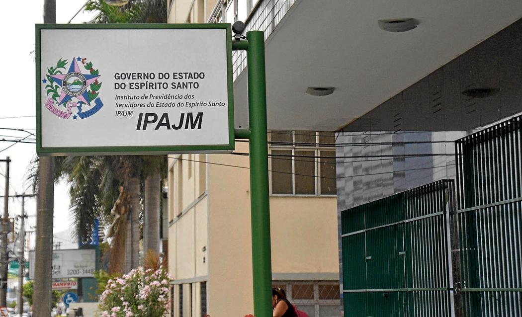Fachada do IPAJM: regras de aposentadoria para servidores estaduais serão alteradas por reforma local. Crédito: Vitor Jubini