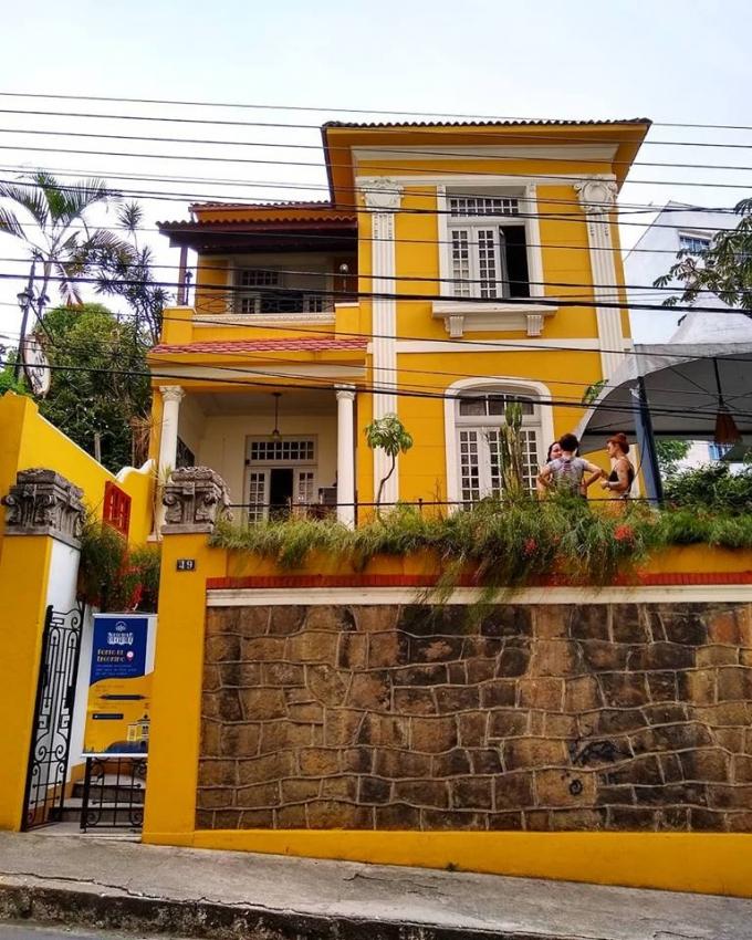 Audiotur da Cidade passa por construções históricas do Centro de Vitória. Crédito: Audiotur