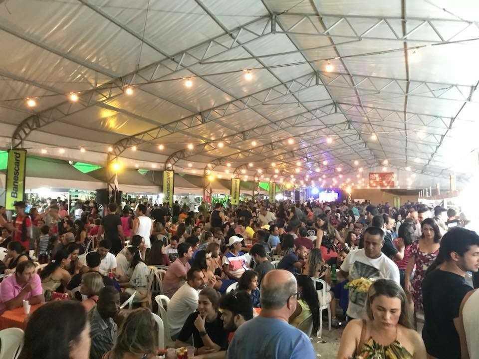 Festival Capixaba de Frutos do Mar: evento acontece em outubro, em 2018, em Anchieta. Crédito: PMA/Divulgação