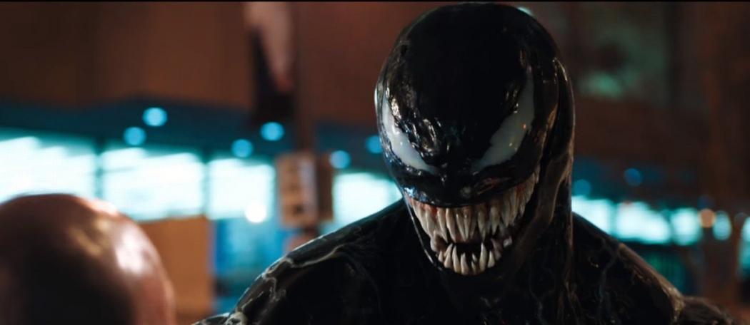 Venom. Crédito: Sony