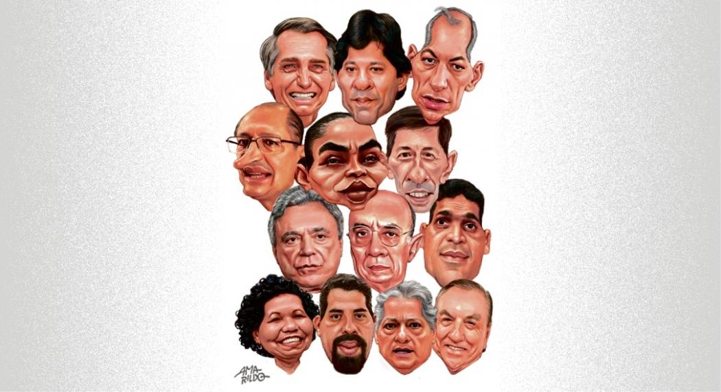 Eleições de 2018 serão históricas. Crédito: Amarildo