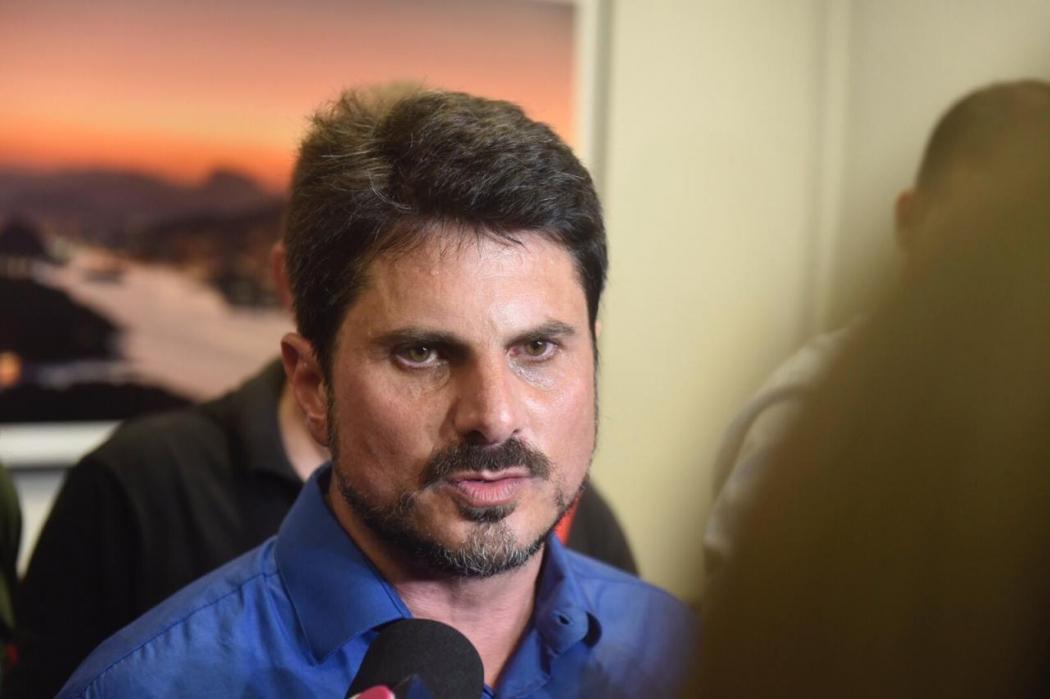Marcos Do Val foi eleito senador no último dia 7. Crédito: Vitor Jubini