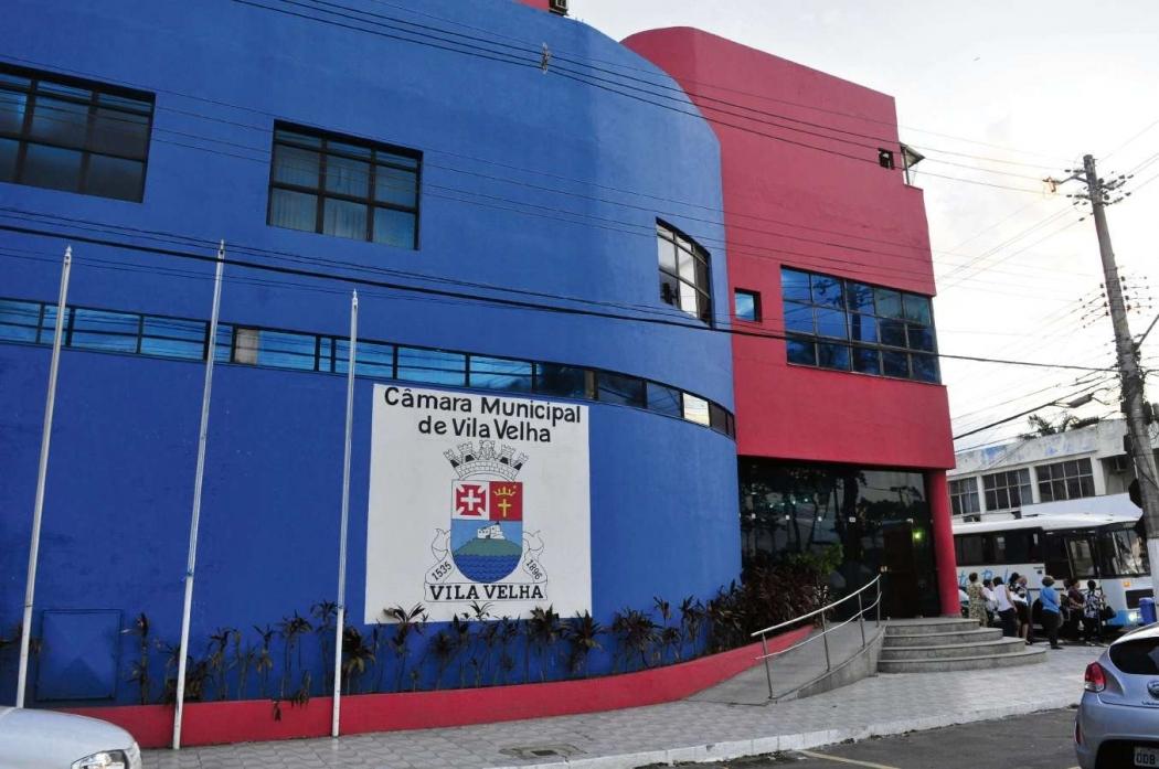 Câmara de Vila Velha deve dar andamento no processo na sessão de quarta-feira (26). Crédito: Gazeta Online