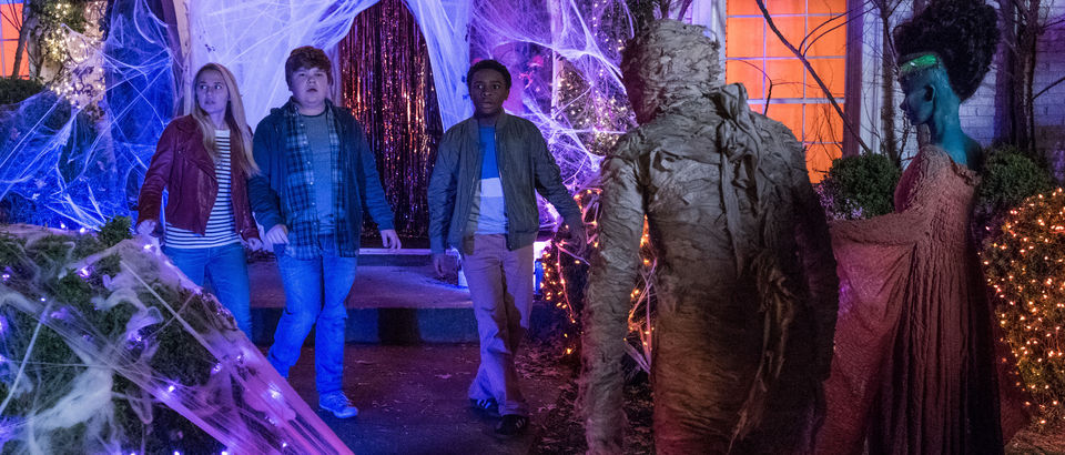 Goosebumps 2 . Crédito: SONY PICTURES