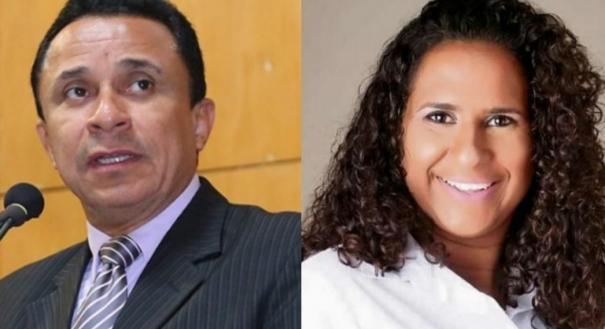 Marcos Mansur e Jacqueline Moraes são os únicos eleitos que se autodeclaram pretos. Crédito: Tati Beling e Divulgação