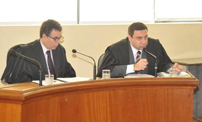 O juiz Paulo Abiguenem Abib. Crédito: Reprodução | TJES