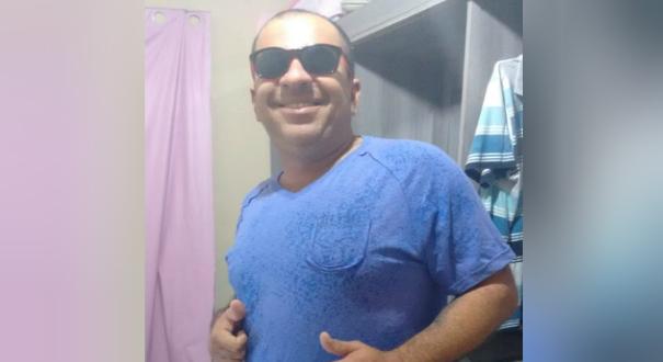 Alex Lyrio dos Santos, de 47 anos, desapareceu no bairro Vila Nova de Colares, na Serra, no dia 22 de setembro. Crédito: Arquivo Pessoal