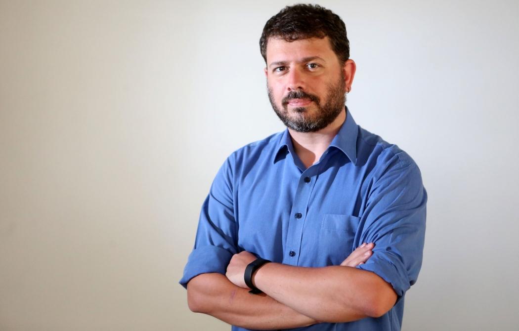 Pedro Dória, jornalista, escritor e especialista. Crédito: Fábio Mota | Estadão