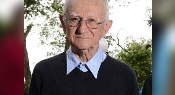 Dom Silvestre, arcebispo emérito da Arquidiocese de Vitória entre 1984 e 2004
