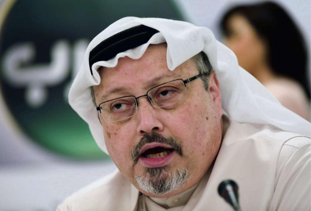 O jornalista saudita Jamal Khashoggi, que foi assassinado. Crédito: HASAN JAMALI/ASSOCIATED PRESS/AE