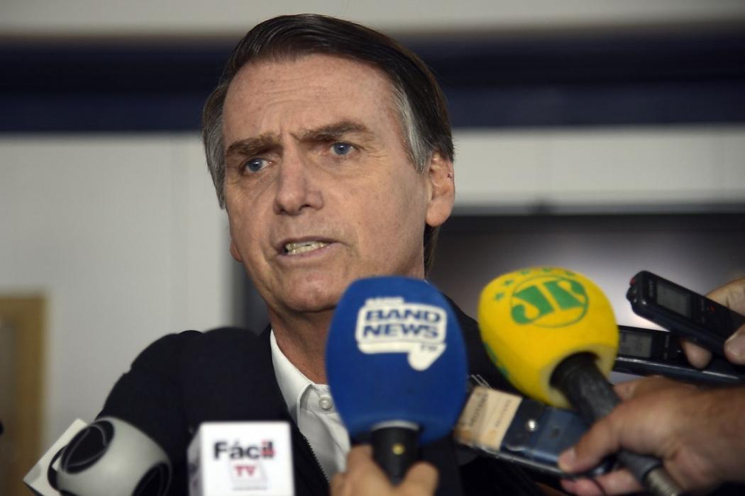 Jair Bolsonaro, presidente eleito. Crédito:  Tânia Rego | Agência Brasil
