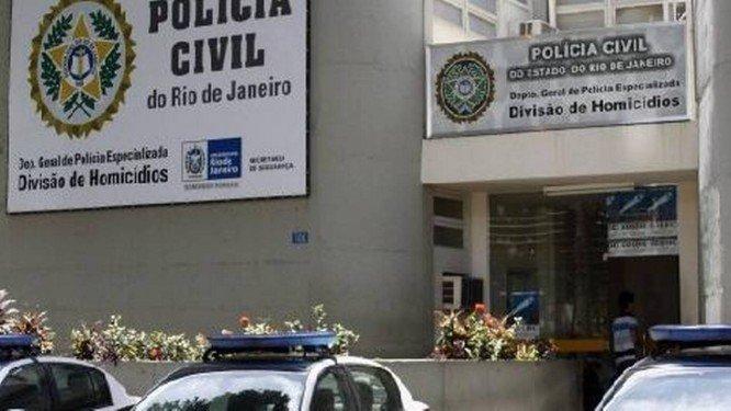 A Delegacia de Homicídios (DH) da Capital  . Crédito: Divulgação