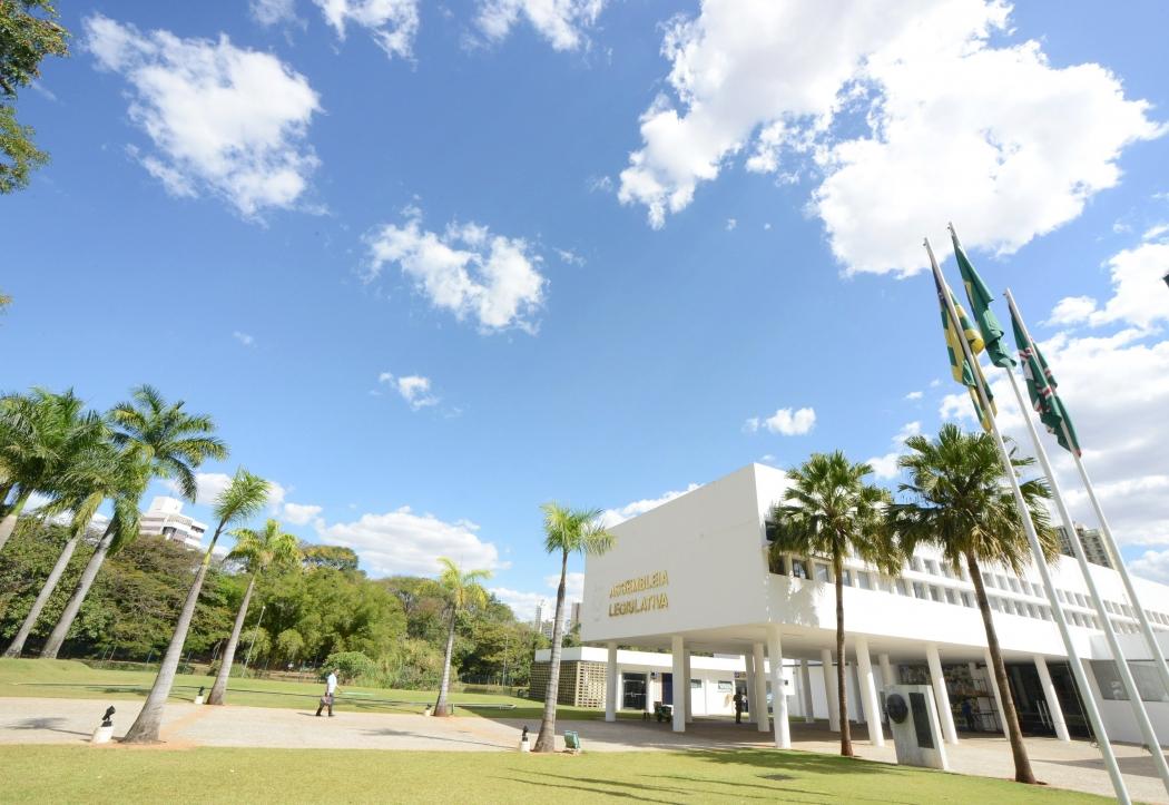 Assembleia Legislativa de Goiás vai preencher 157 vagas. Crédito: Divulgação/ Alego