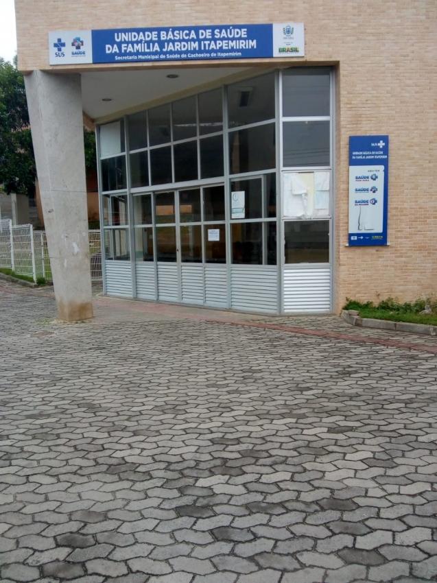 Usuários são prejudicados devido a ponto facultativo na prefeitura de Cachoeiro . Crédito:  Foto internauta