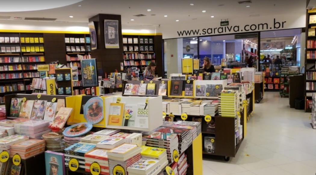 Livraria Saraiva do Shopping Vitória. Crédito: Rosemir da Cruz