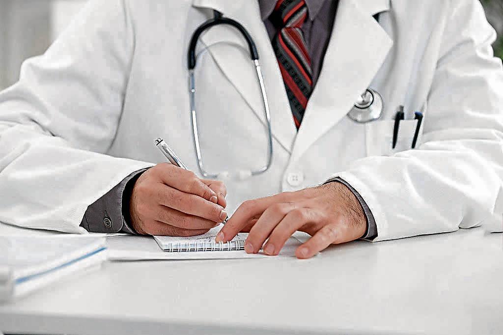 Atendimento médico: atestado terá de ser emitido de forma digital para permitir conferência de autenticidade. Crédito: arquivo