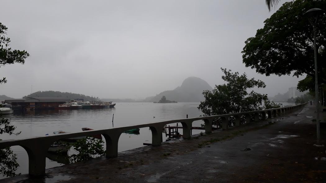 Pode chover forte no Espírito Santo neste sábado (1º). Crédito: Michelli Angeli
