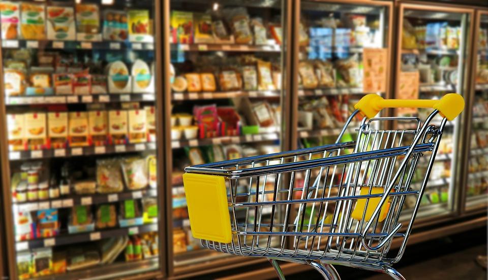 Abertura de novos supermercados impulsionou contratações no setor de comércio varejista. Crédito: Alexas_Fotos   Pixabay