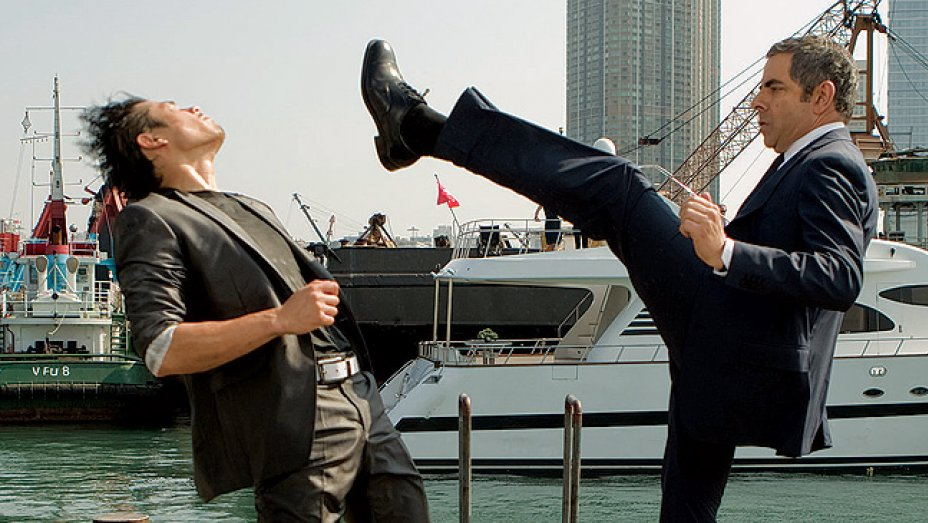 Johnny English 3.0. Crédito: UNIVERSAL PICTURES