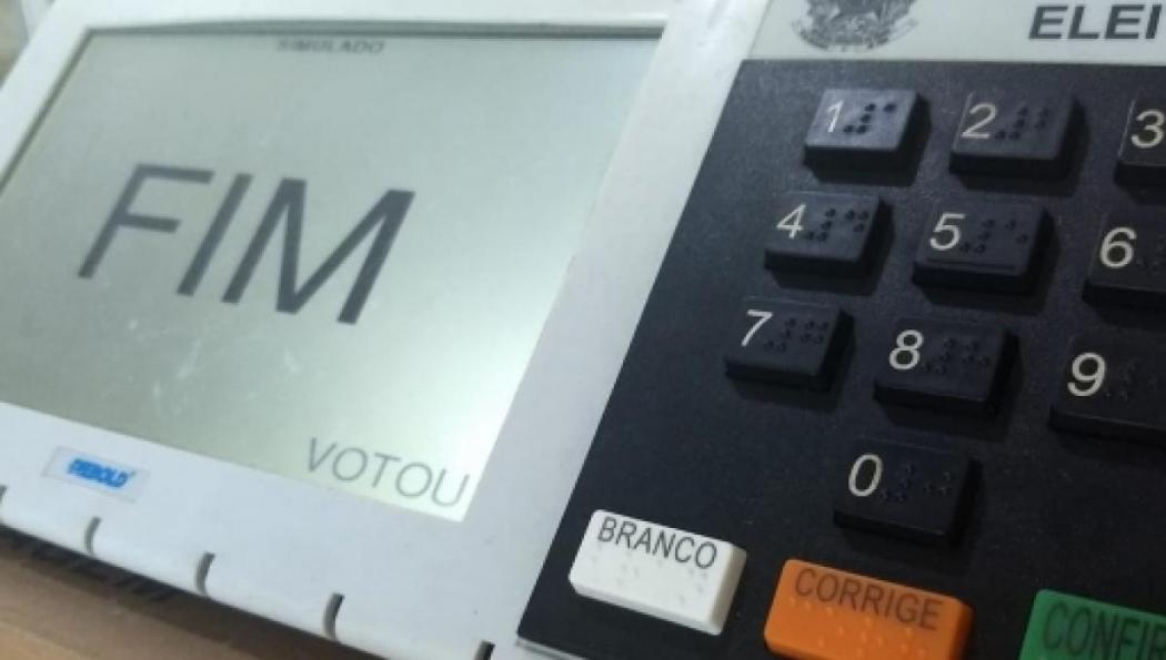 As urnas de 2008 são mais lentas e não suportam a biometria. Crédito: Divulgação