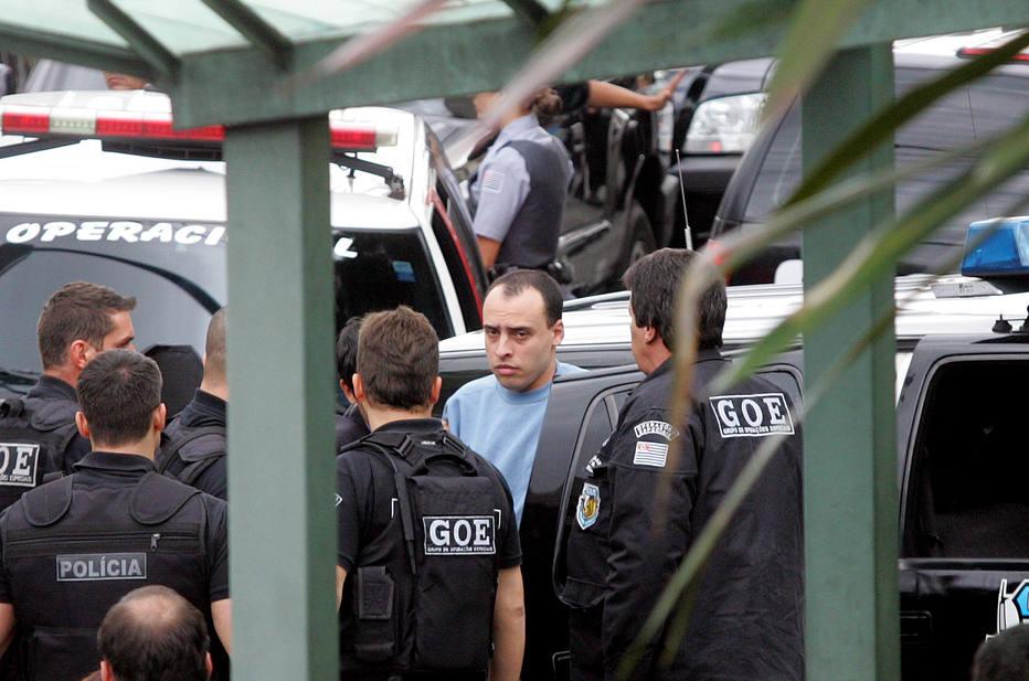 Alexandre Nardoni foi preso em 2008 pela morte de Isabella Nardoni. Crédito: JOSE LUIS DA CONCEICAO