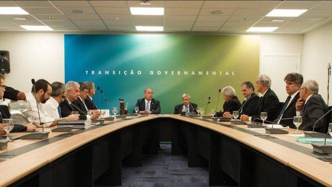Equipe de transição do presidente eleito Jair Bolsonaro. Crédito: Divulgação