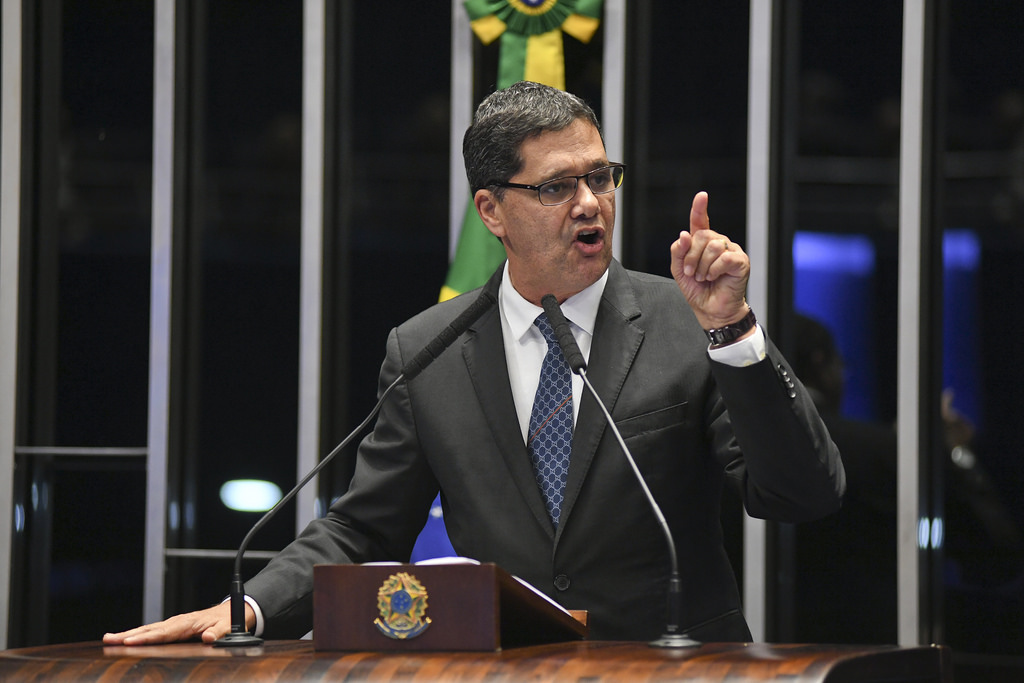Ricardo Ferraço. Crédito: Jefferson Rudy/Agência Senado