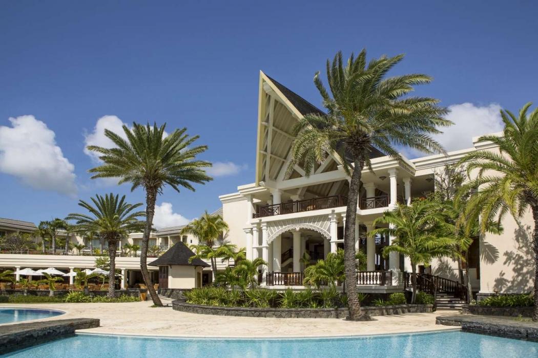 Hotel The Residence Mauritius é cinco estrelas. Crédito: The Residence Mauritius