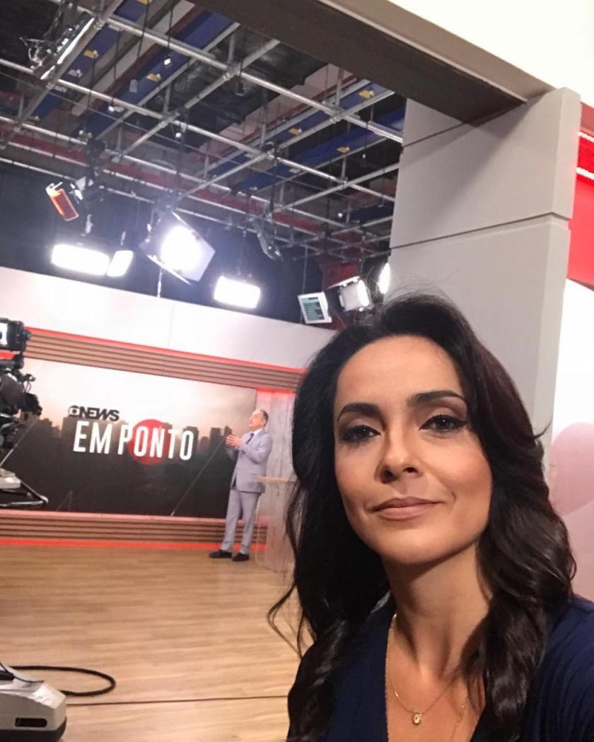 Jornalista diz que foi demitida da Globo como punição por