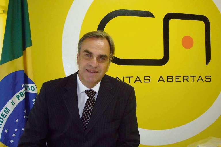 Gil Castello Branco é secretário-geral da ONG Contas Abertas. Crédito: Acervo/Gil Castello Branco