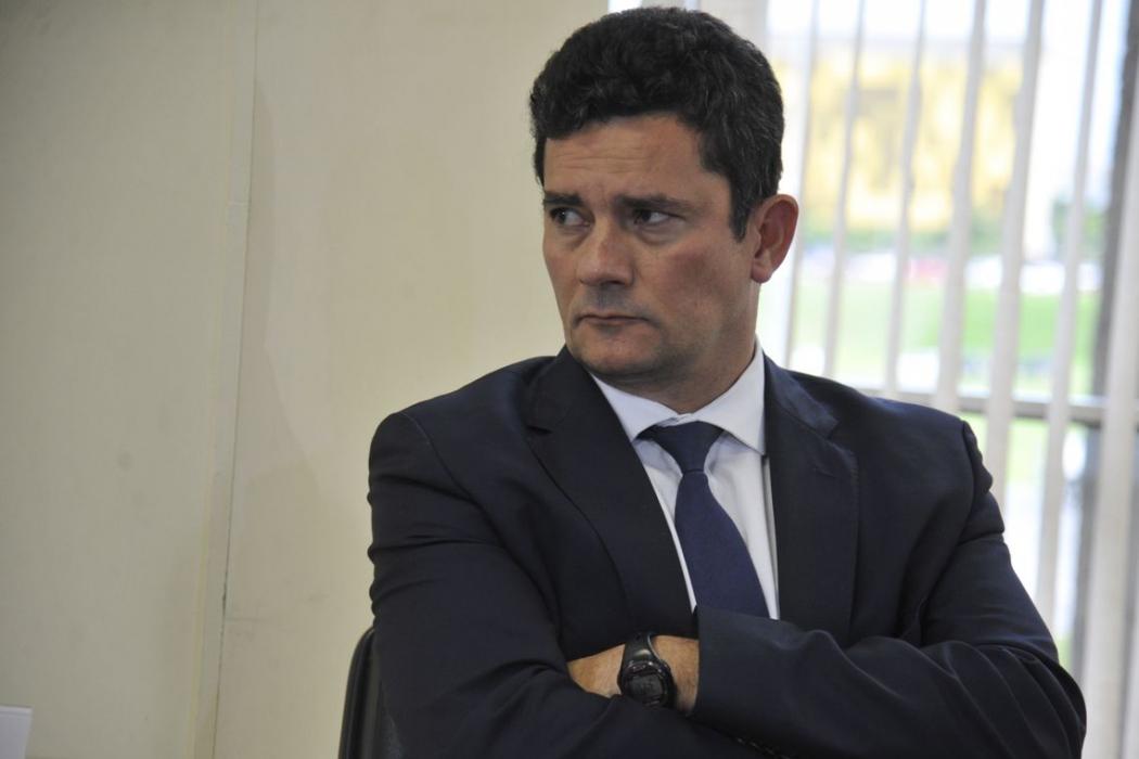 Decisão de Sérgio Moro teve grande repercussão na internet . Crédito: Valter Campanato/ABR